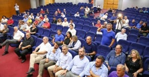 Τι είπε ο Π. Σημανδηράκης στον υφ. Αθλητισμού για την άνοδο των Χανίων