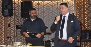 Νέος πρόεδρος στον Πανακρωτηριακό ο Ροζάκης