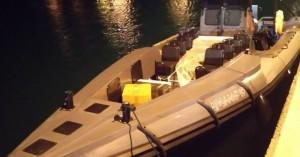 Τι απέγιναν τα 165 κιλά ψαριών που είχαν βρεθεί στο σκάφος της  Παλαιόχωρας