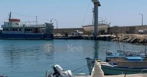 Μεγάλη μυστικότητα και κινητοποίηση για το σκάφος στην Παλαιόχωρα