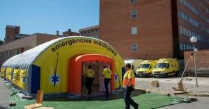 Σε καραντίνα 200.000 κάτοικοι περιφέρειας της Καταλονίας λόγω αύξησης κρουσμάτων covid