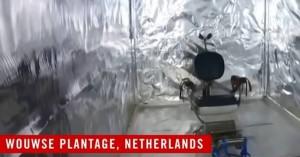 Φρίκη στην Ολλανδία: Θάλαμος βασανιστηρίων μέσα σε κοντέινερ