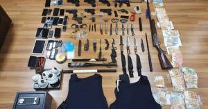 Αποκαλύψεις για την οργάνωση με αστυνομικούς που «πουλούσε» προστασία (βιντεο)