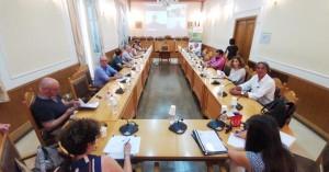 Συνάντηση φορέων στην Περιφέρεια για μοντέλα ελαχιστοποίησης αποβλήτων