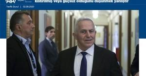 Τουρκική εφημερίδα: «O μόνος λογικός άνθρωπος στην Ελλάδα, είναι ο Αποστολάκης»