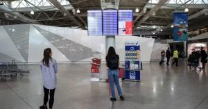 Παράταση αναστολής πτήσεων από και προς Τουρκία – Υποχρεωτικά αρνητικά τεστ από 11 χώρες
