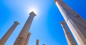 Επτά μυθικά μέρη στην Ελλάδα που μπορείτε να επισκεφτείτε και σήμερα