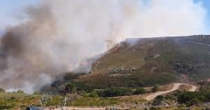 Πυρκαγιά-Σέλινο: Επιχειρούν δύο ελικόπτερα και δύο καναντέρ στην εκτός ελέγχου φωτιά!