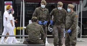 Ισπανία: Ο αριθμός των κρουσμάτων κορωνοϊού ξεπέρασε εκείνον της Βρετανίας