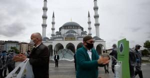 Ραγδαία αύξηση των κρουσμάτων κορωνοϊού στην Τουρκία