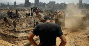 Οργή πολιτών σε διαδήλωση στη Βηρυτό: «Παραιτηθείτε ή κρεμαστείτε»