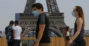 Γαλλία-κορωνοϊός: Υποχρεωτική χρήση μάσκας σε πολυσύχναστες περιοχές στο Παρίσι
