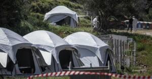 Κορωνοϊός -Λέσβος: Δεκαεπτά πρόσφυγες και μετανάστες θετικοί στον ιό