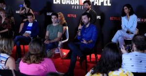 Ηθοποιός του La Casa de Papel κάνει διακοπές στην Ελλάδα
