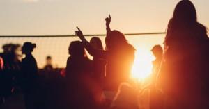 Ηράκλειο: Το beach party βγήκε