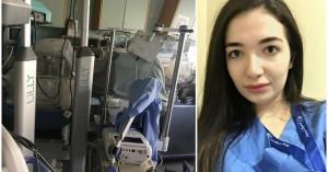 Βηρυτός: «Θα το ξανάκανα χωρίς δεύτερη σκέψη»! Συγκινεί η νοσοκόμα που έσωσε τρία νεογνά