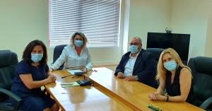 Παρουσία Μπορμπουδάκη η κλήρωση υποψήφιων νοσηλευτών/τριών