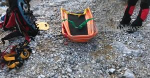 Έπεσε από βράχια πηγαίνοντας σε παραλία του Ηρακλείου