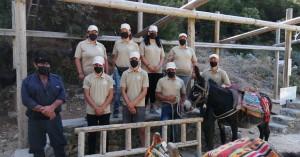 Ο Δήμος Οροπεδίου Λασιθίου στηρίζει τους ονηλάτες του Δικταίου Άντρου