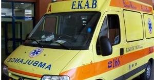 Σοβαρό ατύχημα στο Ηράκλειο: Άνδρας καρφώθηκε σε σιδερόβεργα