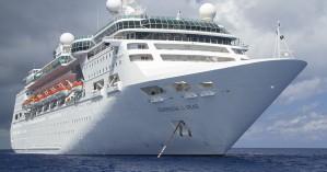 Κρουαζιερόπλοιο στην Σούδα για παροπλισμό