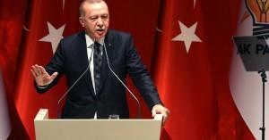 «Κορώνες» Ερντογάν πριν τη Σύνοδο Κορυφής: Κακομαθημένες Ελλάδα και Κύπρος