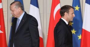 Ο Ερντογάν κατηγορεί τον Εμανουέλ Μακρόν για «αποικιοκρατικές» βλέψεις