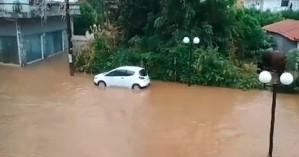 Εύβοια: Ένα βρέφος νεκρό στις πλημμύρες της Εύβοιας