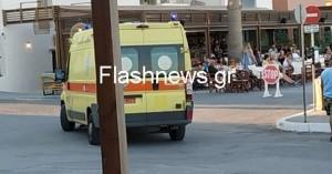 Στο Νοσοκομείο Χανίων τα δύο ύποπτα κρούσματα κορωνοϊού από τη Γαύδο (φωτο)