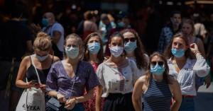 Καλπάζει ο κορωνοϊός σε Ισπανία - Γαλλία: 1.418 και 1.397 κρούσματα σε μία μέρα αντίστοιχα
