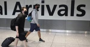 Βρετανία: Καραντίνα 14 ημερών σε ταξιδιώτες από Γαλλία, Ολλανδία και Μάλτα