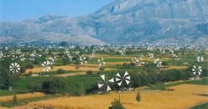 Στην Άυλη Πολιτιστική Κληρονομιά της Ελλάδας οι Ανεμόμυλοι του Οροπεδίου Λασιθίου