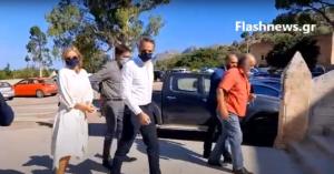 Χανιά: Στην Αγία Τριάδα Τζαγκαρόλων για τον Δεκαπενταύγουστο ο Πρωθυπουργός (βιντεο)