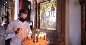 Χανιά: Στην Αγία Τριάδα Τζαγκαρόλων για τον Δεκαπενταύγουστο ο Πρωθυπουργός (φωτο-βιντεο)