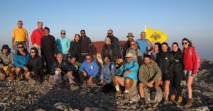 Ανάβαση στον Αφέντη Χριστό της Δίκτης από τον Ορειβατικό Σύλλογο Αγίου Νικολάου