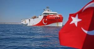 Oruc Reis: Νέα αλλαγή πλεύσης εντός της παράνομης NAVTEX