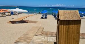 Τοποθέτησαν και πάλι το SEATRAC στην παραλία Ρεθύμνου