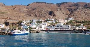 Συνελήφθη πλοίαρχος και επιβλήθηκε πρόστιμο σε πλοίο στα Σφακιά λόγω κορωνοϊού
