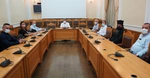 Οι εξαγωγές της Κρήτης στο επίκεντρο συνάντησης με τον Αρναουτάκη