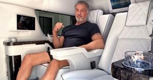 Ο Sylvester Stallone πουλά το υπερπολυτελές αυτοκίνητό του