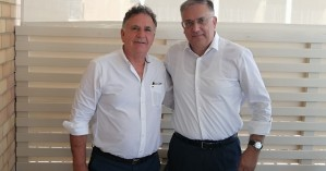 Συνάντηση Δημάρχου Μινώα Πεδιάδας με τον Υπουργό Εσωτερικών