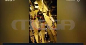 Επίθεση με τσεκούρι στην Καλλιθέα: Καρέ – καρέ η σύλληψη του δράστη (βίντεο)