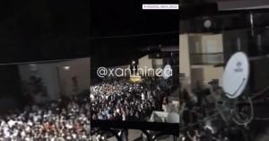 Κορωνοϊός: Συνωστισμός, γλέντια και… περίπατο τα μέτρα - Απίστευτες εικόνες
