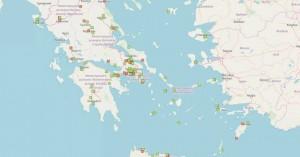 Τα 233 σημεία στην Ελλάδα που υπάρχουν αποθήκες με νιτρικό αμμώνιο- Πού είναι στην Κρήτη