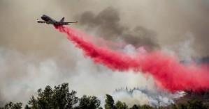 Πυρκαγιά στην κοιλάδα της Νάπα προκαλεί την αναγκαστική εκκένωση νοσοκομείου και σπιτιών