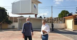 Δήμος Μινώα Πεδιάδας: Τοποθέτηση 3 νέων προκατασκευασμένων αιθουσών διδασκαλίας
