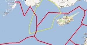 Bόμβα! Η Τουρκία προσφέρει τριπλάσια έκταση από την Κύπρο στην Αίγυπτο για συμφωνία ΑΟΖ