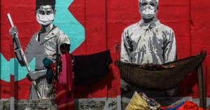 «Λαίλαπα» ο κορωνοϊός: Μπροστά στο φάσμα του lockdown