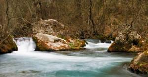 Ο ποταμός του Δία επιβάλλεται με το ξεχωριστό τοπίο του
