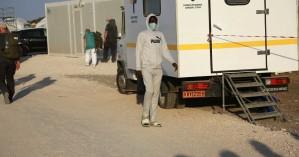 Λέσβος: 243 κρούσματα κορονοϊού στην δομή μεταναστών στο Καρά Τεπέ
